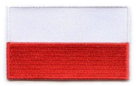 flag patch Polen