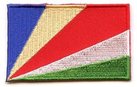 vlag patch Seychellen