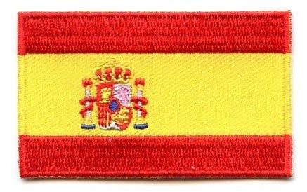 Valencia Mini Aufbügler,Aufnäher,Patch,Spanien,Spain,Espaniol