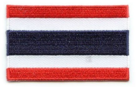 vlag patch Thailand
