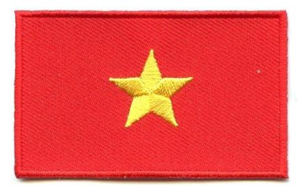 vlag patch Vietnam