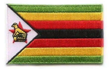 vlag patch Zimbabwe
