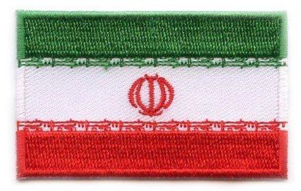 flag patch Iran