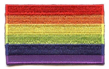 flag patch Rainbow