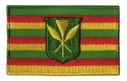 vlag patch Hawaii (oude vlag)