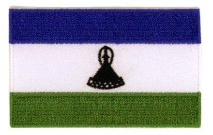 Flaggenfleck Lesotho