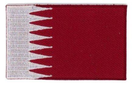 vlag patch Qatar