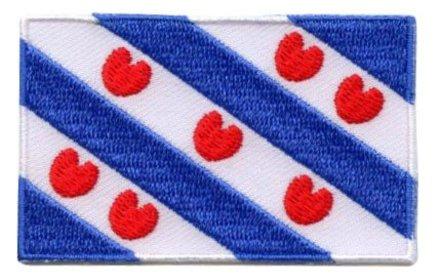 flag patch Fryslân