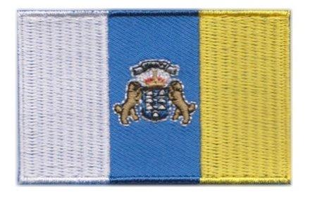 vlaggetje Canarische Eilanden