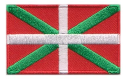 vlag patch Baskisch