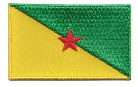 vlaggetje Frans-Guyana