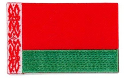 flag patch Belarus