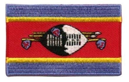 vlag patch Swaziland