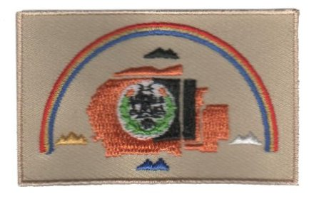 vlag patch Navajo Nation