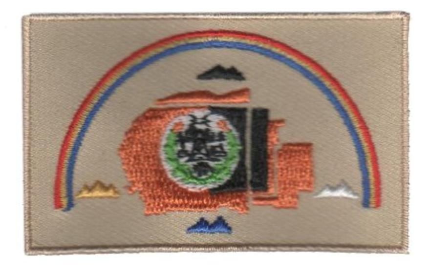 Flag Patch Navajo Nation Backpackflags Com