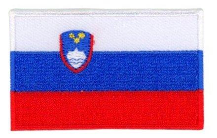 vlag patch Slovenië