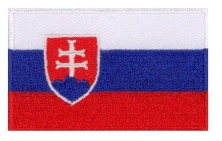 vlag patch Slowakije