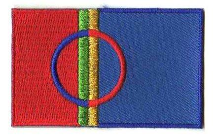 flag patch Sami