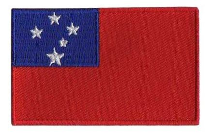 flag patch Samoa