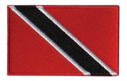 flag patch Trinidad and Tobago