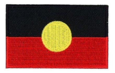 flag patch Aborigines