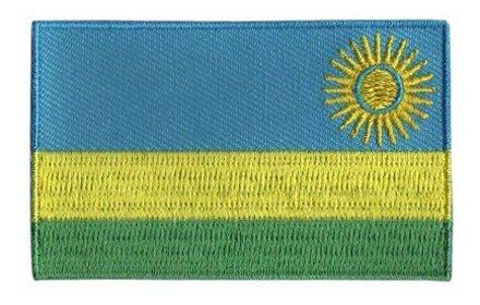 vlag patch Rwanda