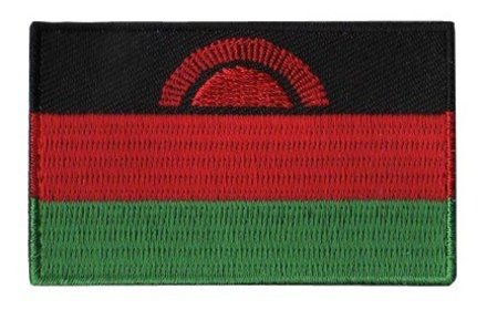 flag patch Malawi