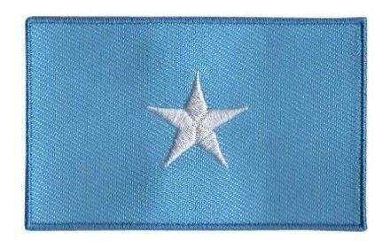 Flaggenpatch Somalia