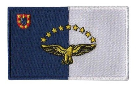 flag patch Azores