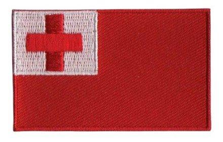 vlag patch Tonga