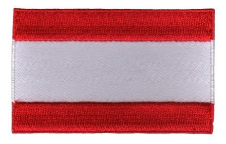 vlag patch Tahiti