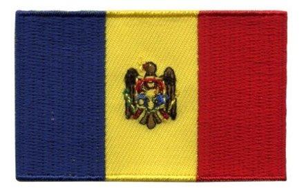 flag patch Moldova