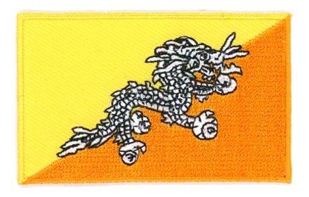 vlag patch Bhutan