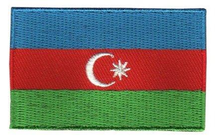vlag patch Azerbeidzjan