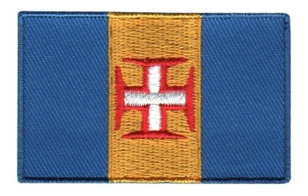 vlag patch Madeira