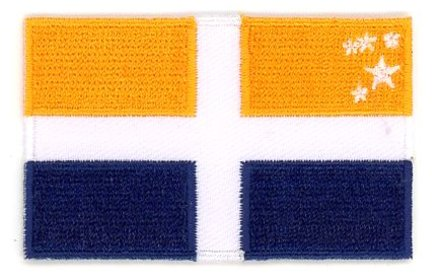 flag patch Isles of Scilly