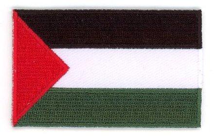 vlag patch Palestina
