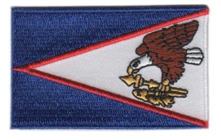 vlag patch Amerikaans Samoa