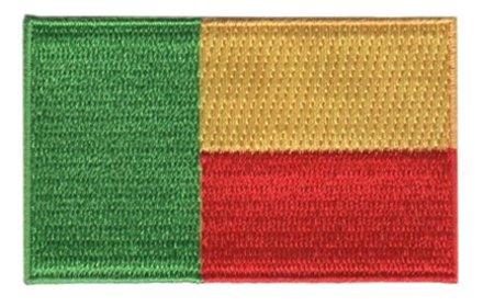 vlag patch Benin