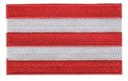 vlag patch Bora Bora