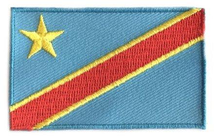 vlaggetje Democratische Republiek Congo