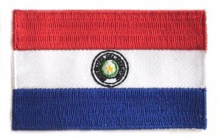 vlag patch Paraguay