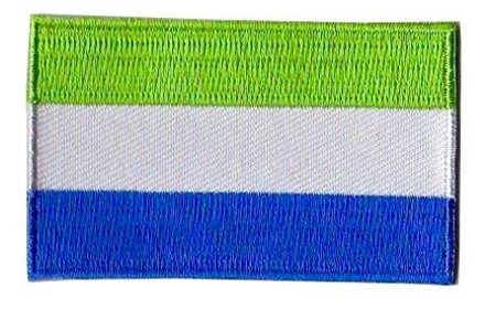 Flagge Patch Galápagos-Inseln