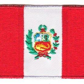 flag patch Peru