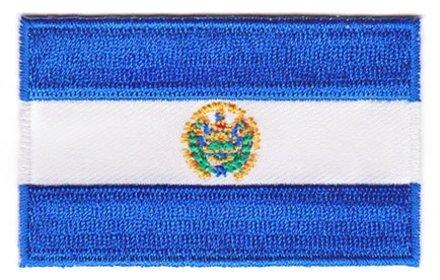 vlag patch El Salvador