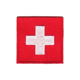 Flaggenpatch Schweiz