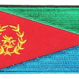 flag patch Eritrea
