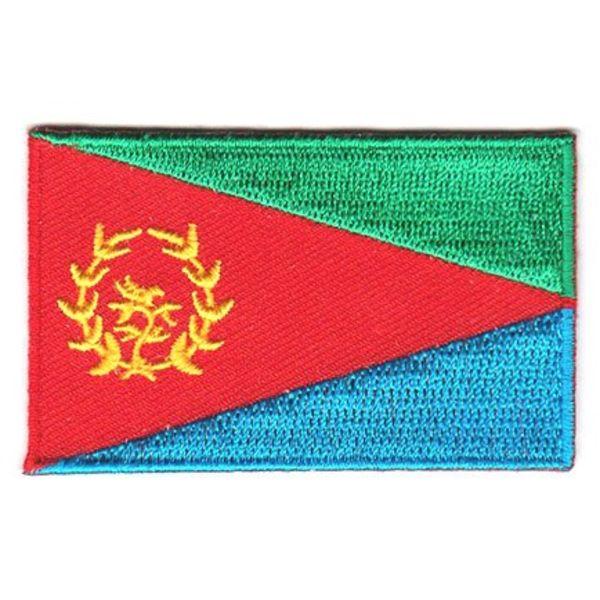 Flaggenpatch Eritrea