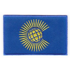 Flaggenpatch Commonwealth
