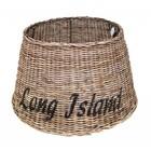 Sweet Living Grote Rieten Hanglampenkap - Long Island (XL)